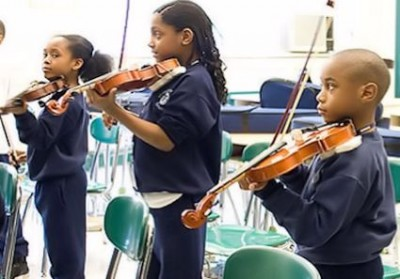 Music Training Fosters Children's Success, by Marilyn Price-Mitchell PhD