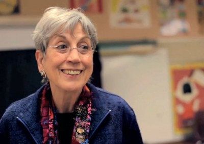 Teacher Maria Rosa Reifler Inspires Students, by Marilyn Price-Mitchell PhD