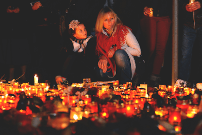 Terrorism and Children: Tough Conversations That Matter, by Marilyn Price-Mitchell PhD