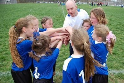 Coaches: Key Players in Youth Sports, by Marilyn Price-Mitchell PhD