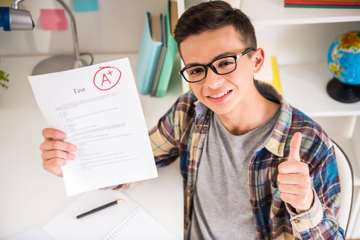 Good Grades May Harm Student Health