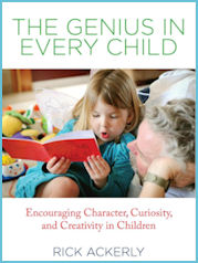 The Genius in Every Child - So You Think Your Child's A Genius? by Marilyn Price-Mitchell PhD