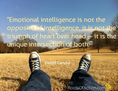 What is Emotional Intelligence? It is not the triumph of heart over head.