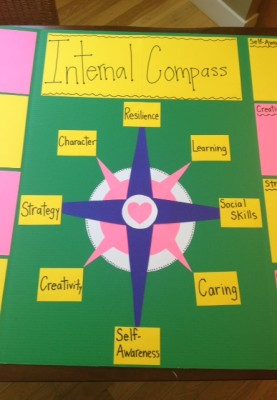 Internal Compass - Middle School: When Coming-of-Age Stories Begin, by Marilyn Price-Mitchell PhD