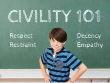 Civility 101: Who's Teaching the Class? by Marilyn Price-Mitchell PhD