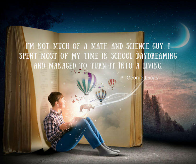 Daydreaming: Mindless or Meaningful Behavior? by Marilyn Price-Mitchell PhD