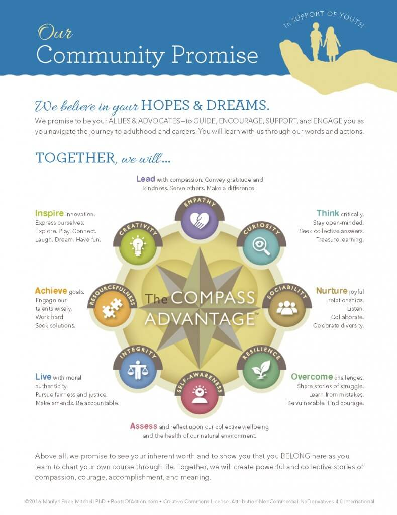 Community Promise- Collective Impact for Youth: Is Your Community Making a Difference? by Marilyn Price-Mitchell PhD
