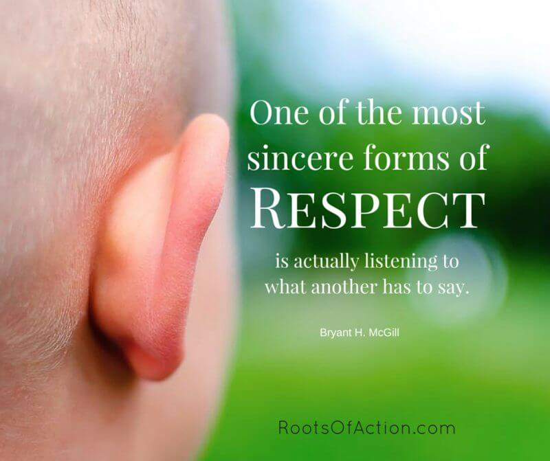 Classroom Management Begins with Respect