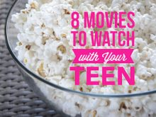 Family Movies That Will Inspire Teens and Their Parents, by Marilyn Price-Mitchell PhD