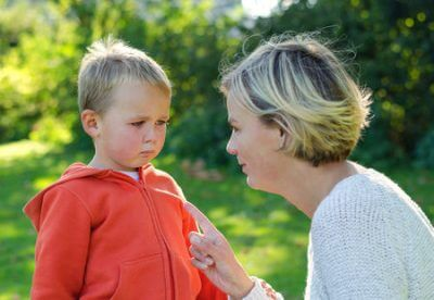 """The Positive Power of """"No"""" - Fostering Resiliency in Your Child"""