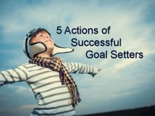 Goal Setters Often Become Peak Performers | Roots of Action