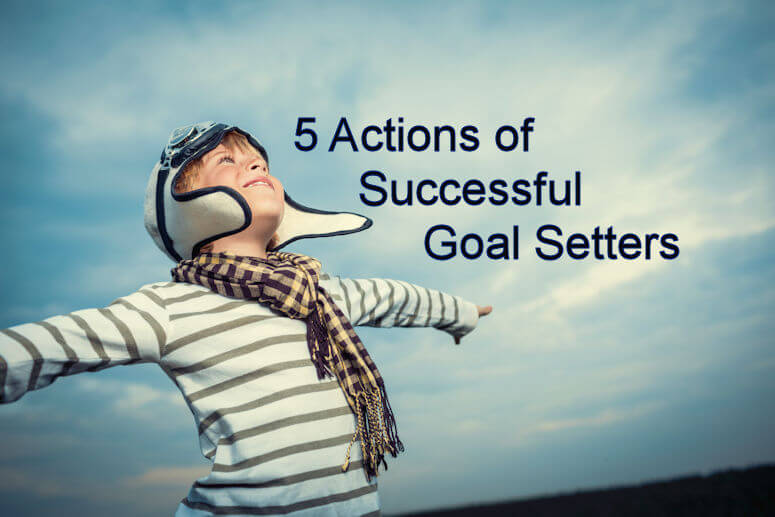 Goal Setters Often Become Peak Performers
