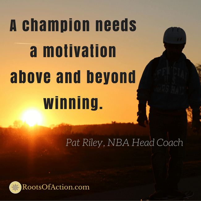 How to be a Positive and Winning Youth Sports Coach | Roots of Action
