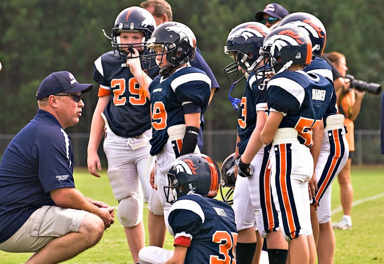 How To Be A Positive And Winning Youth Sports Coach Roots Of Action