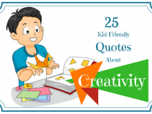 Creativity Quotes that Inspire Kids' Inner Genius | Roots of Action