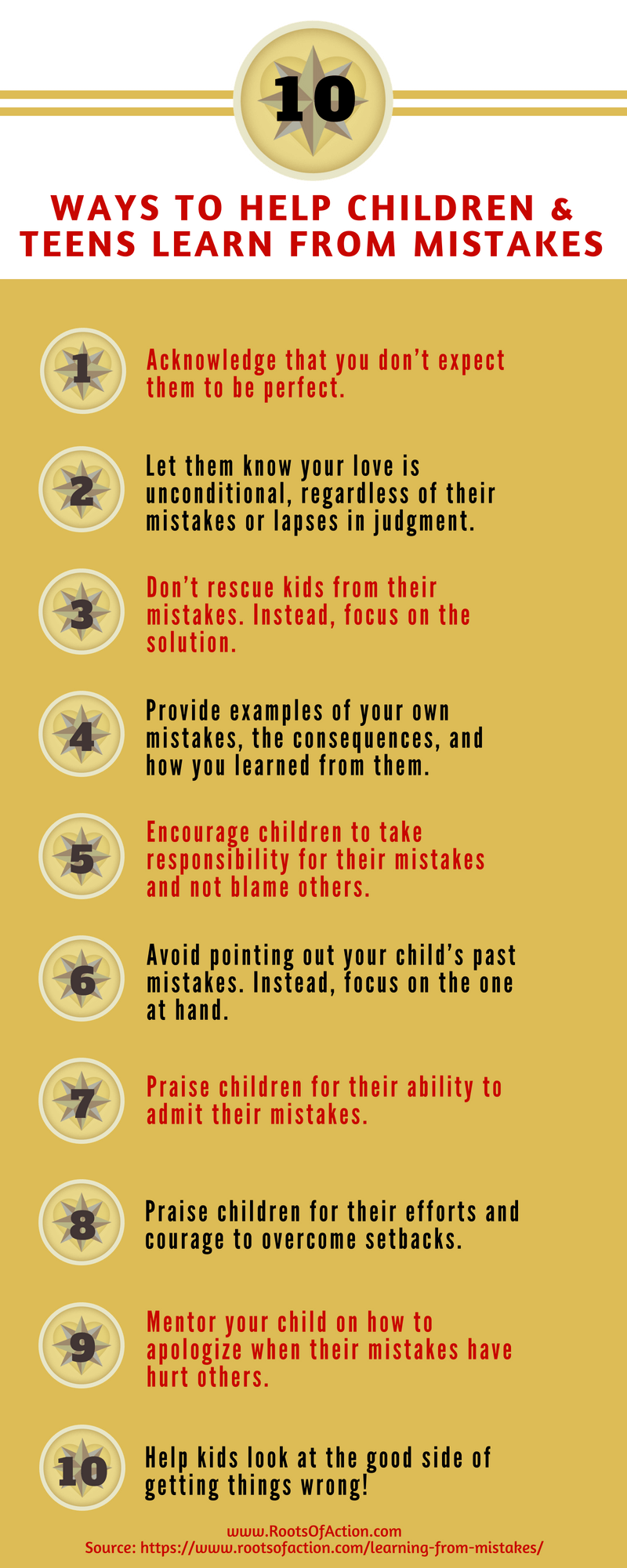 Learning From Mistakes Helping Kids See The Good Side Of Getting