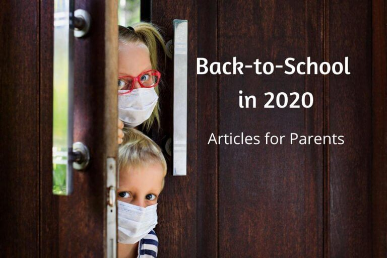 Back-to-School Articles 2020