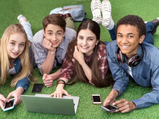 Kids Social Skills in Digital Age