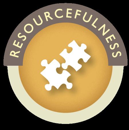 Resourcefulness and Human Development