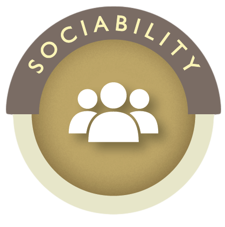 Sociability and Human Development