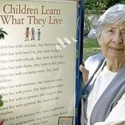 Children Learn What They Live: Lessons from Dorothy Law Nolte, by Marilyn Price-Mitchell PhD